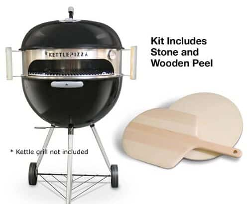 KettlePizza Deluxe Outdoor Pizza Oven Kit - KPD-22