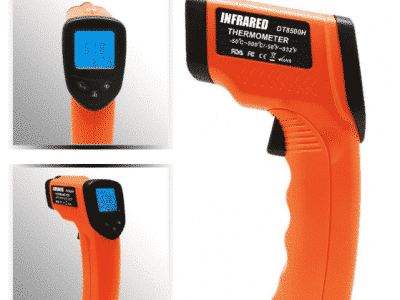 KettlePizza Infrared Thermometer
