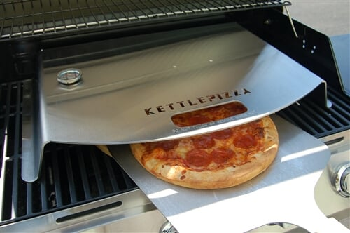 Pizza Gasgrill : Kettlepizza gas pro pizza oven kit gas grill pizza oven with stone