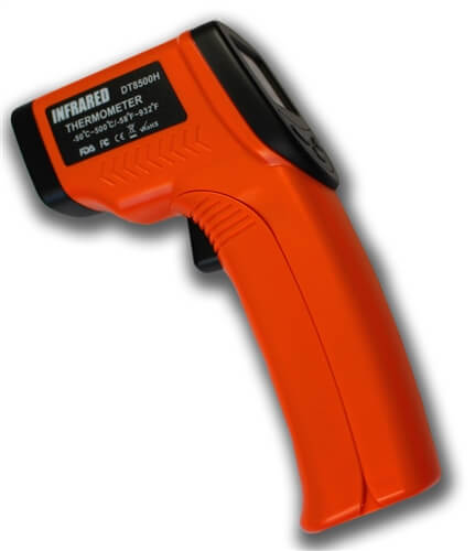 KP-IT - KettlePizza High Temp Infrared Thermometer