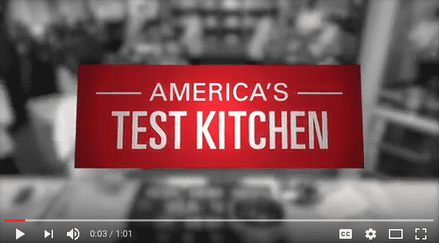 Americas Test Kitchen KettlePizza Reviw
