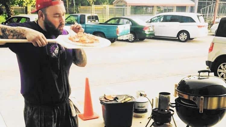 KettlePizza Helps Bruno Zacchini Get His Start