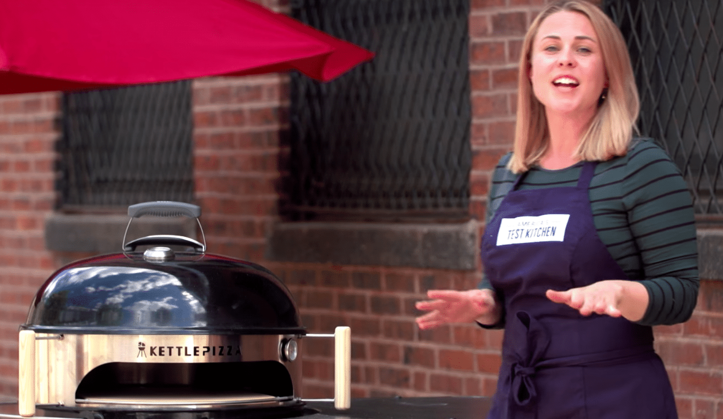 America's Test Kitchen Calls the KettlePizza Pro 22 the Best Pizza Grilling Kit